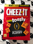 Cheez-it Extra Toasty