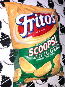 Fritos Scoops Spicy Jalapeño