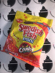 Swedish Fish Crush Flavours