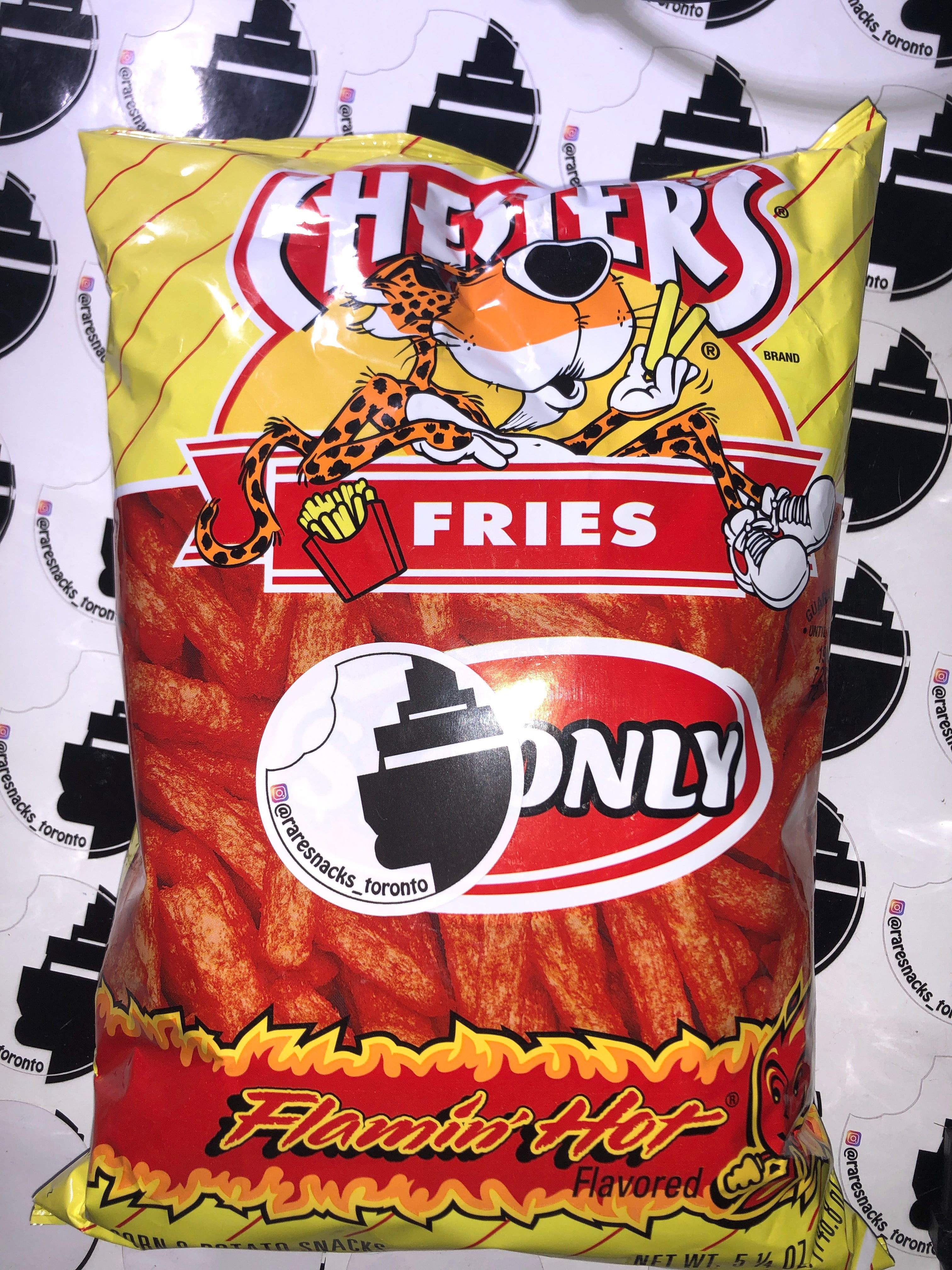 Chester's Flaming Hot Fries