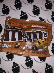 M&Ms Coffee Nut Share Size