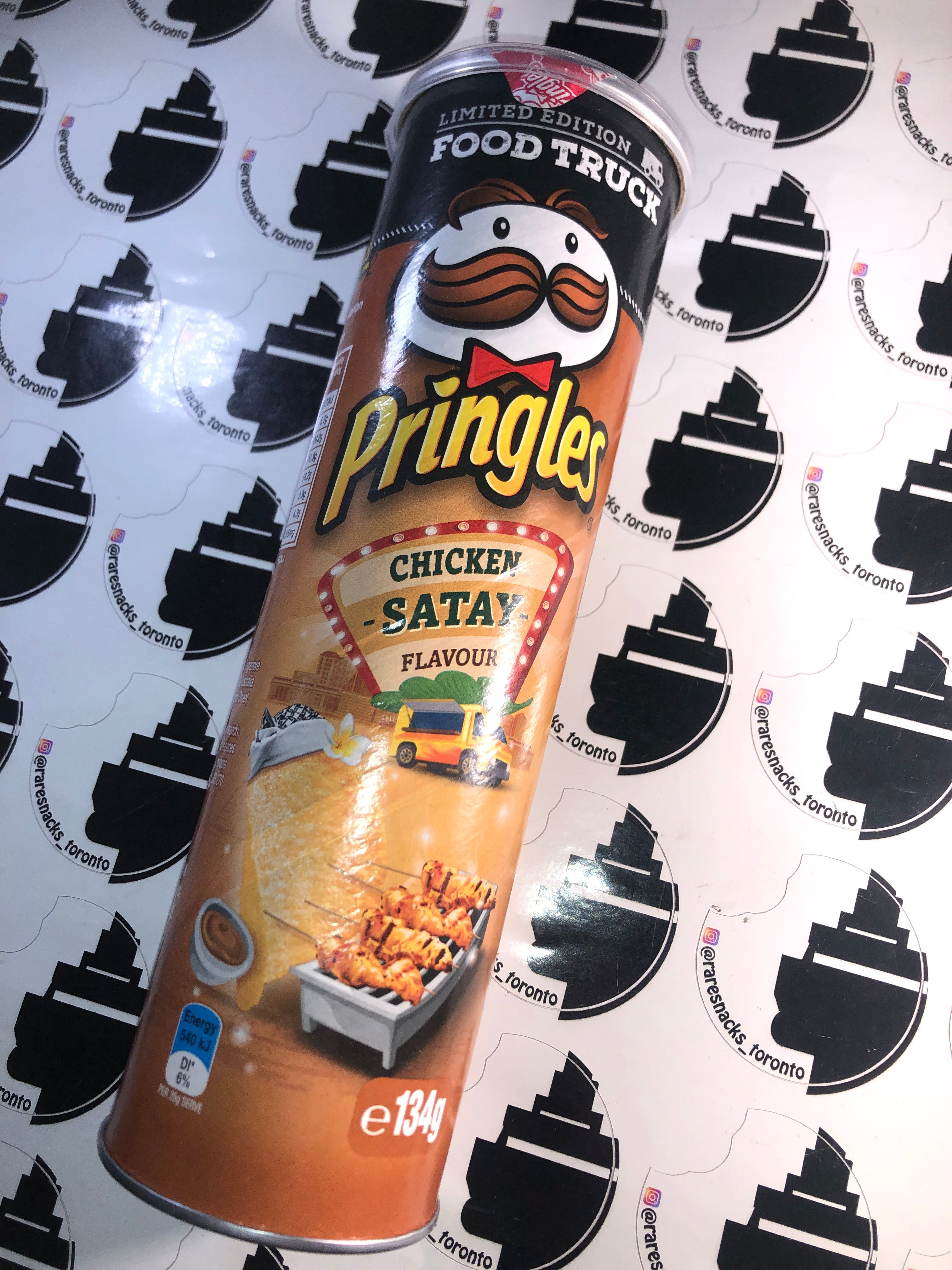 Pringle's Chicken Satay 134g