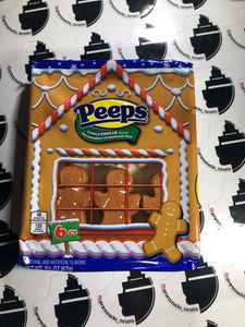 Peeps Gingerbread men 6pk