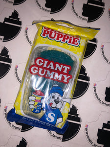 Slush Puppy Giant Gummy Blue Raspberry 60g