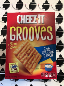 Cheez-it Grooves Zesty Cheddar Ranch