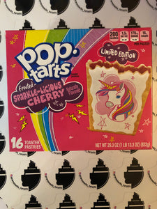 Poptarts Unicorn Cherry 16pk