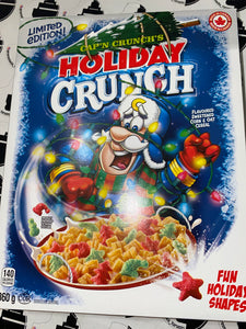 Captain Crunch Holiday Crunch