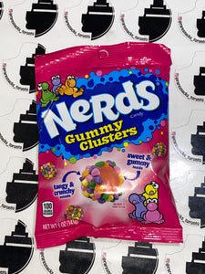 Nerds Ropes Gummy Clusters 141g