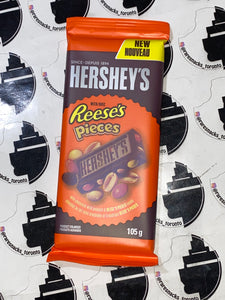 Hershey's Reese's Pieces with Peanuts Bar 105g