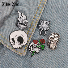 Load image into Gallery viewer, ENTERTAINING + Fun Enamel Pins!