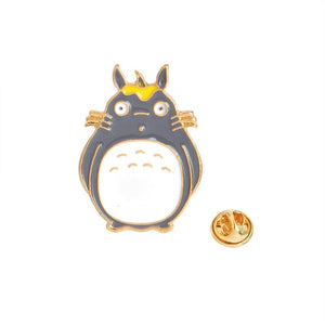 DARLING!  My Neighbor TOTORO Enamel Pins