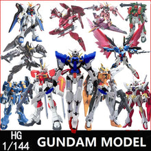 Load image into Gallery viewer, Bandai Gundam Model HG 1/144 Mobile Suit