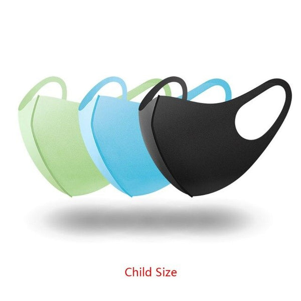 Reusable Face Mask-Child Size 3pc
