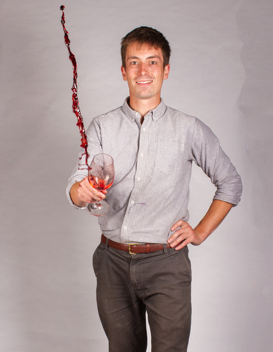 Lewis White - Assistant Winemaker