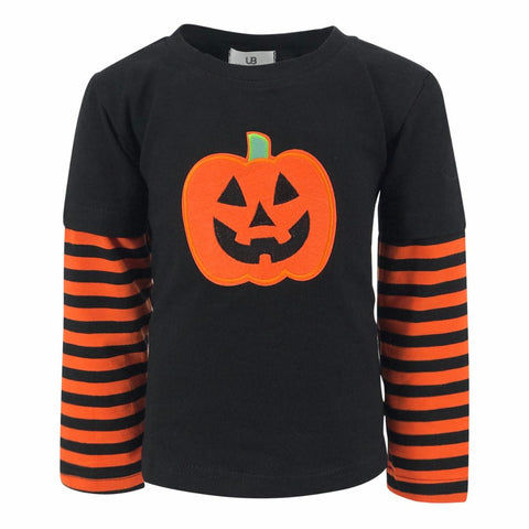 Unique Baby Pumpkin Halloween Shirt