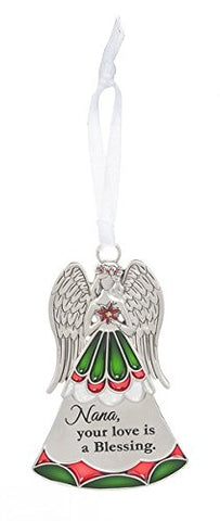 Ganz Nana Christmas Angel Ornaments