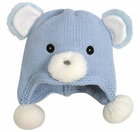 Stephan Baby Winter Crocheted Baby Hats