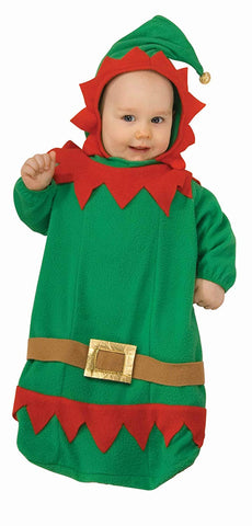 Forum Novelties Baby Elf Bunting Costume