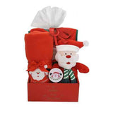 Stephan Baby First Christmas Gift Set - Santa or Reindeer