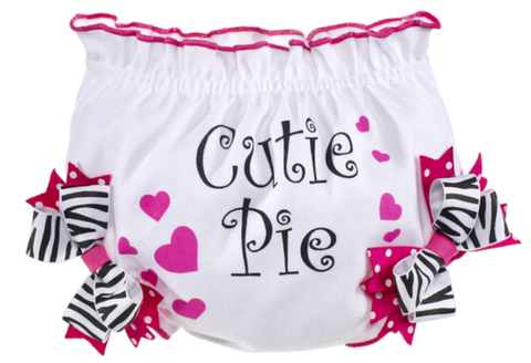Baby Ganz Cutie Pie  Diaper Cover Bloomers