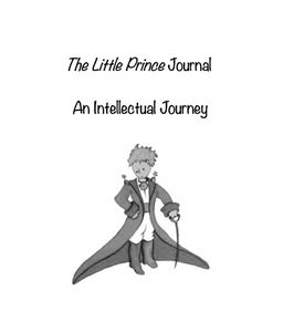 The Little Prince by Antoine de Saint-Exupéry teacher resources classroom materials chapter questions