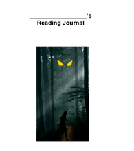 The Jumbies by Tracey Baptiste: Dual Entry Reading Journal