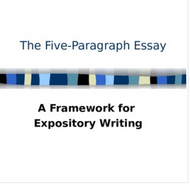 PowerPoint: Five Paragraph Expository Basic Essay