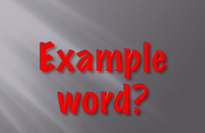 Word Parts: Common Prefixes, Root Words, Suffixes. A Fun Group or Independent Activity
