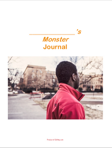 Monster by Walter Dean Myers: journal