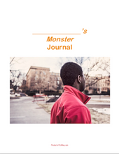 Monster by Walter Dean Myers: Dual Entry Reading Journal