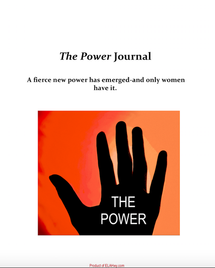 The Power by Cherie Dimaline: Dual Entry Reading Response Journal