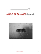 Stuck in Neutral by Terry Trueman (resources materials classroom teacher resources)