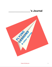 Flying Lessons & Other Stories edited by Ellen Oh