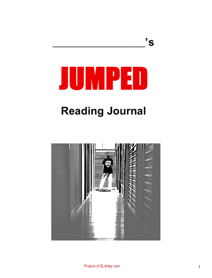 Jumped by Rita Williams-Garcia: materials, classroom and reading resources