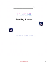 Reverie by Ryan La Sala Journal resources materials for teaching