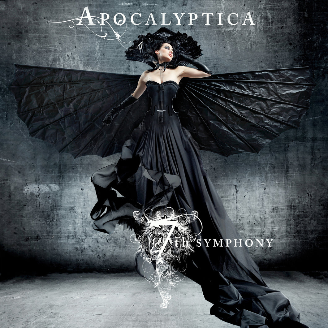 CD APOCALYPTICA 7th Symphony (édition digipack CD+DVD)