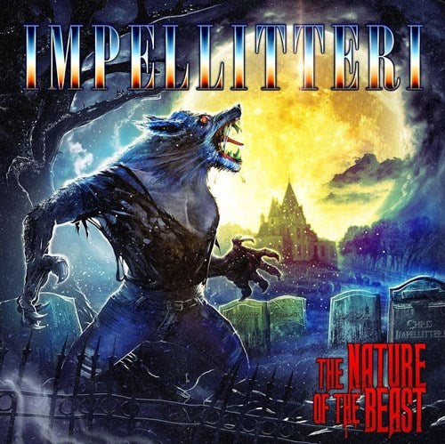 CD IMPELLITTERI The Nature Of The Beast