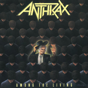 CD ANTHRAX Among The Living