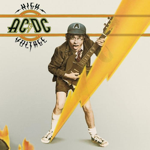 CD AC/DC High Voltage (édition digipack)