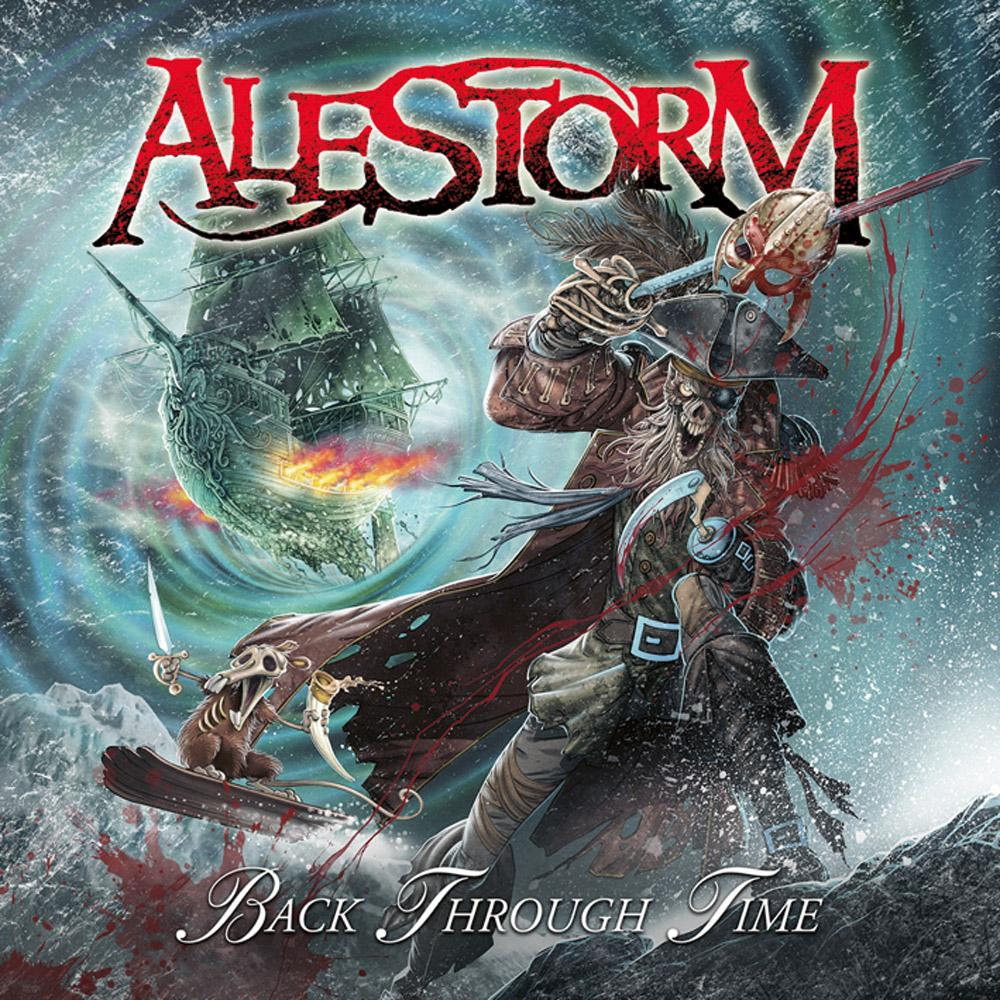 CD ALESTORM Back Through Time