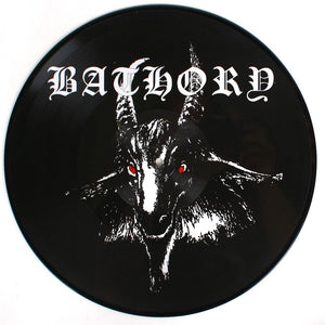 LP BATHORY Bathory - Picture Disc