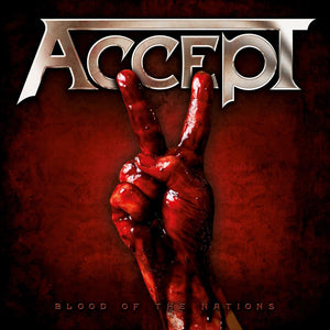 CD ACCEPT Blood Of The Nations