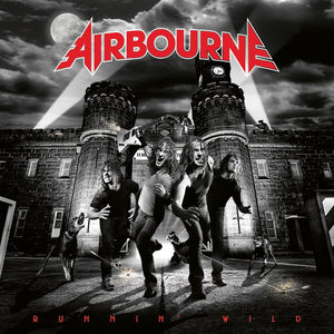 CD AIRBOURNE Runnin' Wild