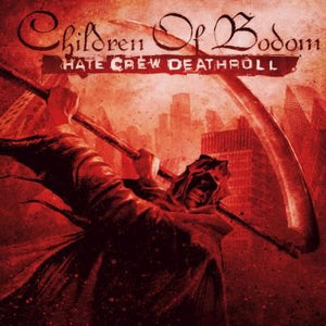CD CHILDREN OF BODOM Hate Crew Deathroll