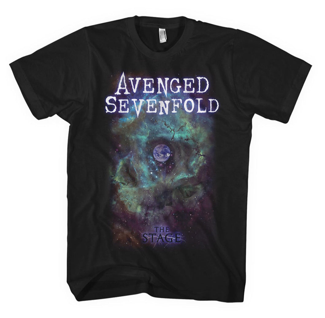 T-shirt Avenged Sevenfold - The Stage