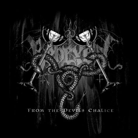 CD BEHEXEN From The Devil's Chalice [EP]