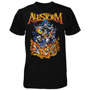T-shirt ALESTORM Entry Level Party