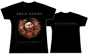 Girlie Arch Enemy - Will To Power