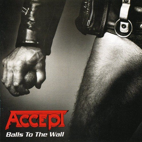 CD ACCEPT Balls To The Wall
