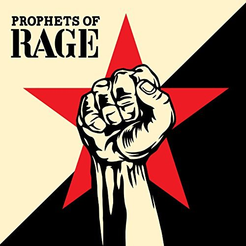 CD PROPHETS OF RAGE Prophets Of Rage (édition digisleeve)